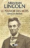 Le pouvoir des mots - Lettres et discours (ARCHIPEL.ARCHIP) - Format Kindle - 14,99 €