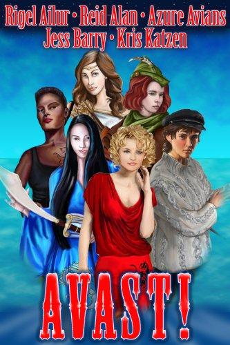 Avast! (Lady Pirates Book 7) (English Edition)