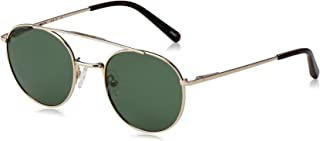 Local Supply Men's BRIDGE Polished Gold Frames