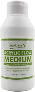 Mont Marte Premium Acrylic Flow Medium 8.45oz (250ml)