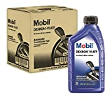 Mobil 1 122973 Dexron ATF Oil, 6 Quart, 1 Pack