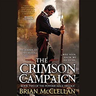 The Crimson Campaign cover art