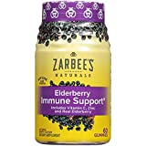 ESSENTIAL SUPPORT: These Immune Support Gummies provide you with vitamins A, C, D, E & Zinc. They're made with real elderberry extract, an antioxidant that gives our gummies their delicious taste. VEGAN FRIENDLY: These Gummies are made with vegetaria...