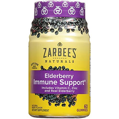 Elderberry Immune Support Gummies