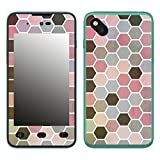 Disagu SF-106598_1204 Design Folie für Wiko Sunset 2 - Motiv Polygone 01