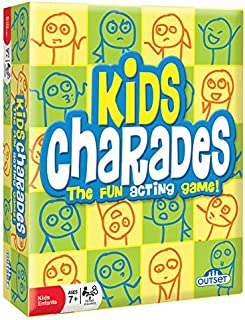 Kids Charades - The Fun Acting Game - Outset Media