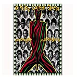 Poster Tribe Called Quest Midnight Marauders Titelbild New