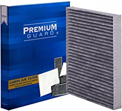 Premium Guard Cabin Air Filter PC5762C| Fits 2007-16 Audi Q7, 2003-19 Porsche Cayenne, 2004-17 Volkswagen Touareg