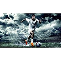 DJHOLI フットボールスターシリーズ木製ジグソーパズル1000 1500ピース、大人の子供たちのためのエンターテイメントdiyおもちゃ - ロナウド、クリエイティブギフトホームの装飾 (Size : 1000PCS)