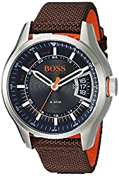 HUGO BOSS Hong Kong Sporty Men's Watch
