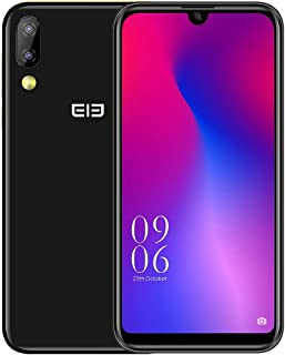 SHIHUI Cellphone A6 mini, 4GB+32GB, Dual Back Cameras, Face ID & Fingerprint Identification, 5.71 inch Waterdrop Screen Android 9.0 MTK6761 Quad Core up to 2.0GHz, Network: 4G, OTG(Black)(Blue)(Purple