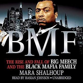 BMF audiobook cover art