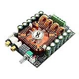 Leiouser - Amplificador de potencia digital, 2.0 estéreo, TDA7498E 160Wx2 para sistemas de sonido en el hogar soporte BTL220W
