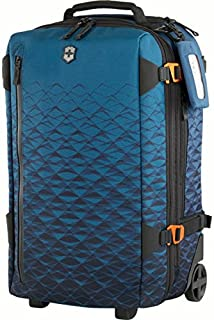 Victorinox Vx Touring Wheeled 2-in-1 Backpack Carry on, Dark Teal (Green) - 601487