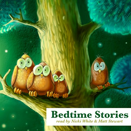 Bedtime Stories audiobook cover art