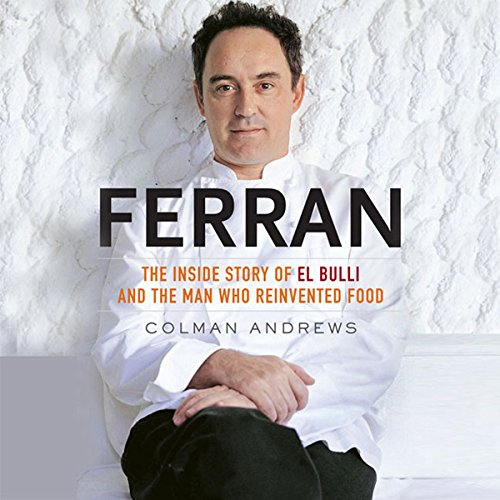Ferran audiobook cover art