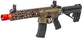 Elite Force Avalon Gen 2 Saber M4 CQB M-LOK AEG Airsoft Rifle by VFC (Tan)