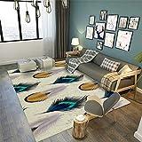 Home's Alfombra para Dormitorios Sala De Estar Área De Decoración Alfombra...