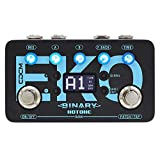 Hotone Binary Eko Multi-Mode Tap Tempo Digital Delay Echo Guitar Bass Effects Pedal