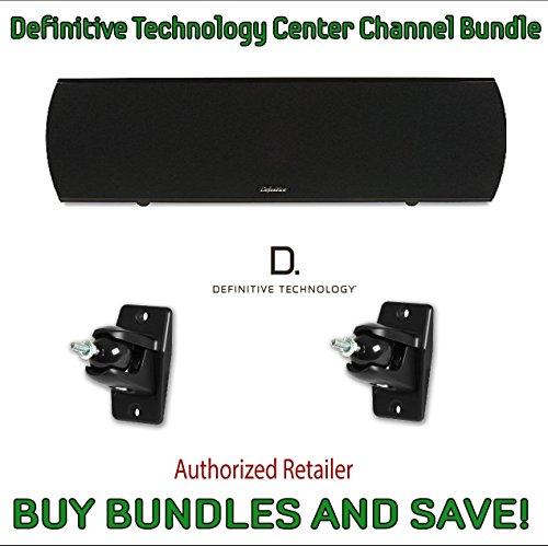 Cheapest Price! Definitive Technology ProCenter 2000 Compact Center Speaker (Black) & Definitive Tec...