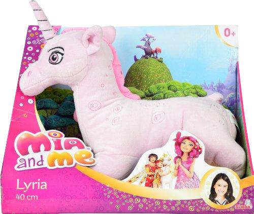 Simba 109487735 - Mia und Me Plüsch Lyria, 40 cm