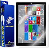 ArmorSuit Microsoft Surface Pro 3 Screen Protector Max Coverage MilitaryShield Screen Protector for Microsoft Surface Pro 3 - HD Clear Anti-Bubble