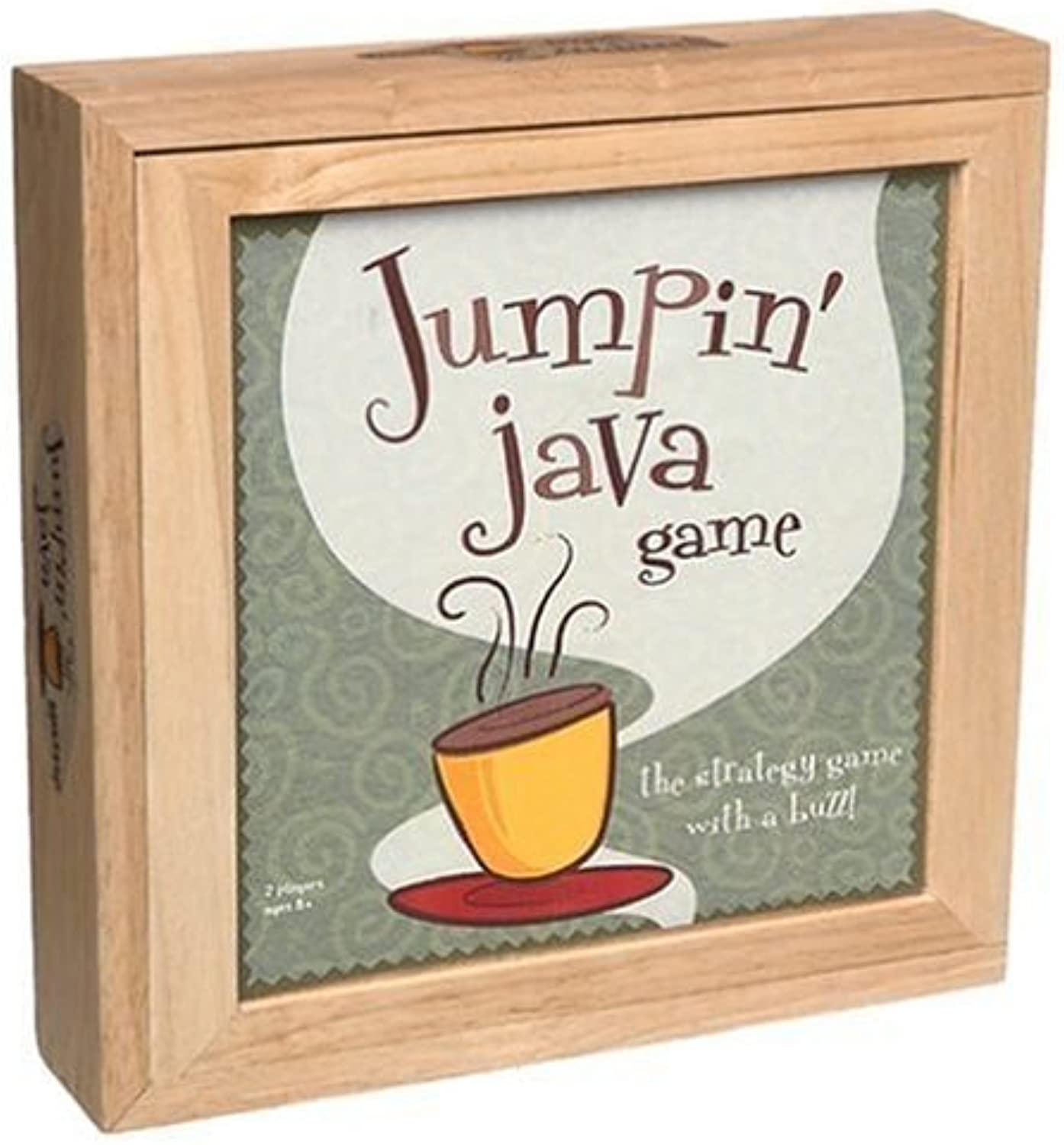 Jumpin Java Game by Fundex