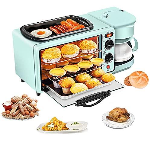 3 en 1 mini horno, hornos de sobremesa, hornos de cocina electrico,...
