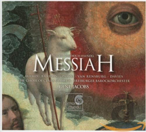 "Handel : Messiah (""Le Messie"")"