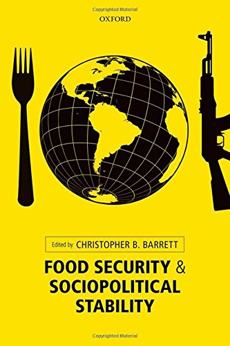 Download Barrett, C: Food Security And Sociopolitical Stability 
