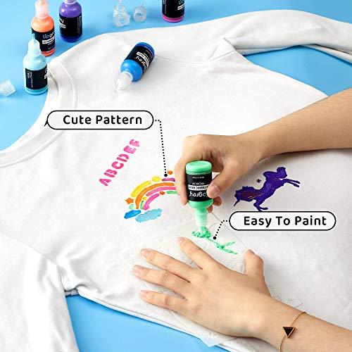 Puffy Paint Craft