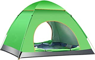 Outdoor Tent, Up Camping Tents, Waterproof Anti Uv, Compact Dome Tent, Also Ideal for Camping in The Garden, Lightweight C...