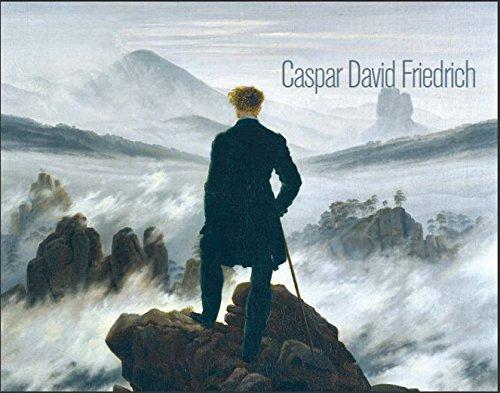 Caspar David Friedrich, 5 Kunst-Poster
