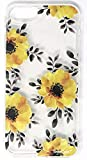 YogaCase InTrends Phone Case, Compatible with Samsung Galaxy J7 2015 (Yellow Flowers)