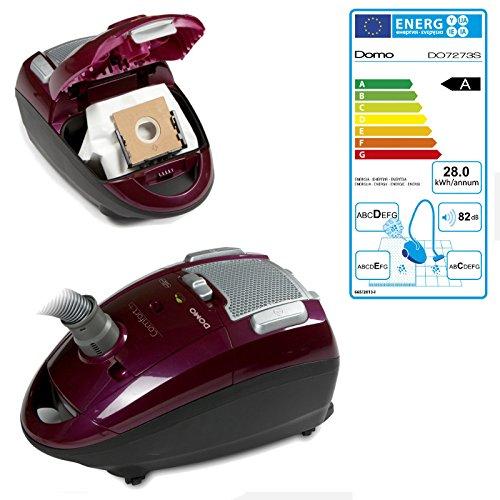 Domo dO 7273S Comfort Plus aspirateur