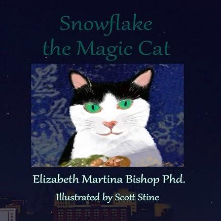 Snowflake the Magic Cat