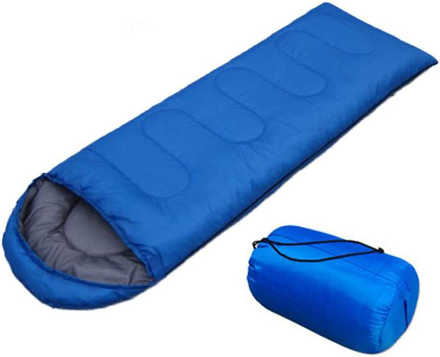 MYYDD Schlaftasche, Umschlag mit Hood Sleeping Bag 3-4 Season Sleeping Sleeping Sleeping Bag Outdoor Camping Adult Sleeping Bag B07PNM8PL2  Schön eca899