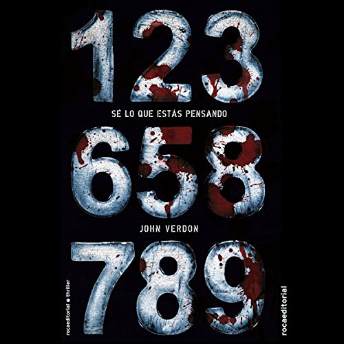 Sé lo que estás pensando [Think of a Number] audiobook cover art