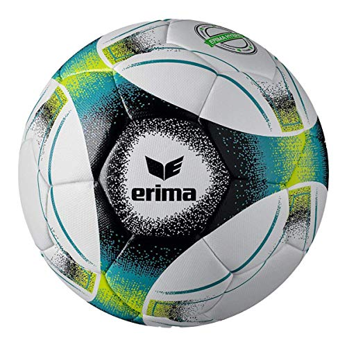 Erima Erima Hybrid Training Size 5 Footba - petrol/lime/black