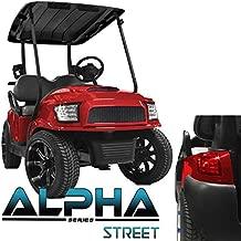 Madjax New!!! Club Car Precedent Alpha Street Style Body Kit in Red