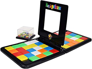 Magic Block Game Desktop Game Toys Educational Puzzle Blocks Table Game Interactive Gift Family Toys for Kids Children Adu...