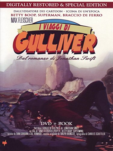 I Viaggi Di Gulliver 1939 SE Dvd+Libro [Italia]