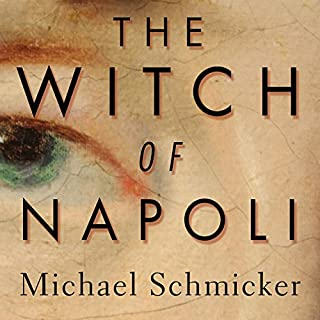 The Witch of Napoli audiobook cover art