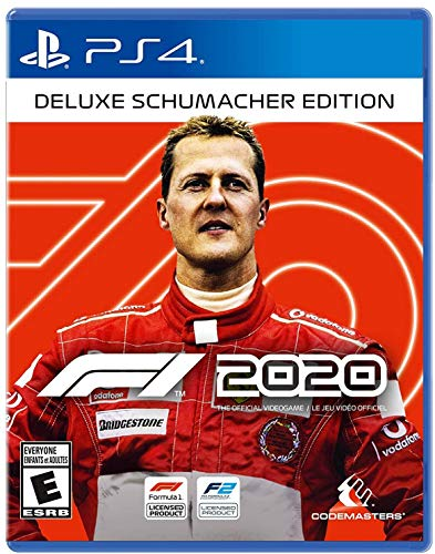 F1 2020 Deluxe Schumacher Edition - PlayStation 4 Deluxe Schumacher Edition