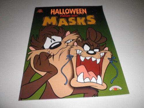 Looney Tunes Halloween Punch-out Masks