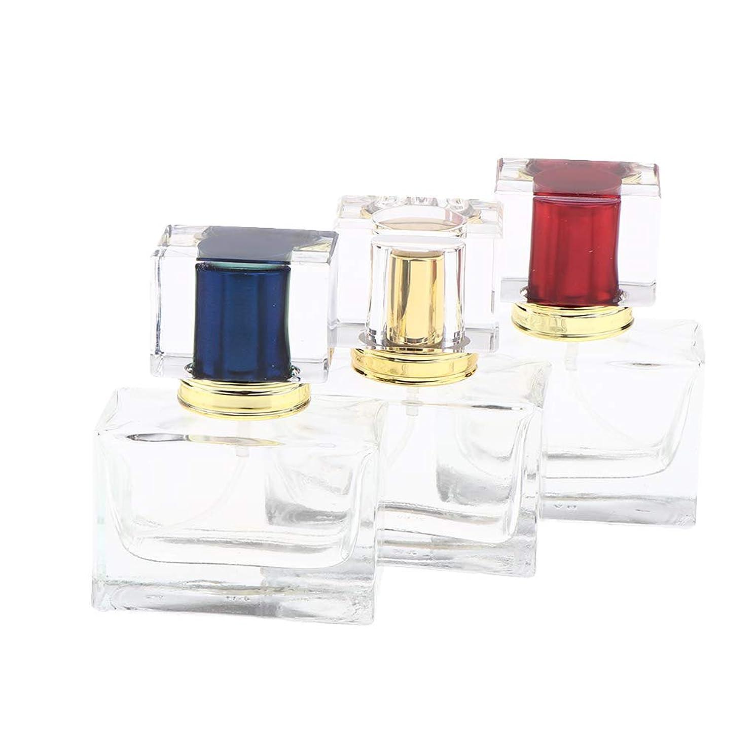 八転送盲目DYNWAVE 香水アトマイザー スプレーボトル 詰め替え容器 香水瓶 小型 旅行 持ち運び ロック可能 30ML