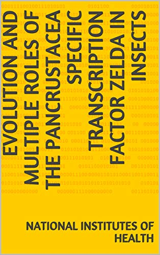 Evolution and multiple roles of the Pancrustacea specific transcription factor zelda in insects (English Edition)