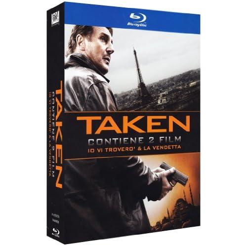 Taken (Io Vi Troverò + La Vendetta) (Cofanetto 2 BD)