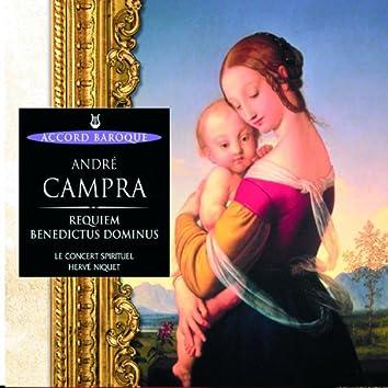 Campra: Requiem / Benedictus Dominus