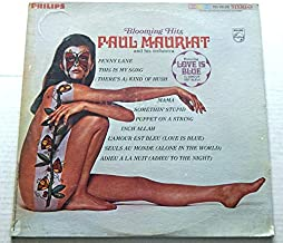 Paul Mauriat Blooming Hits - Phillips Records1967 - Used Vinyl LP Record - 1967 Pressing PHS 600-248 - Factory Sealed And Unopened - Love Is Blue - Somethin' Stupid - Penny Lane - Mama - Inch Allah